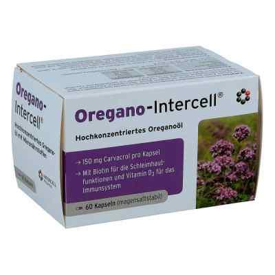 Oregano-intercell magensaftresistente Weichkapseln  bei apotheke.at bestellen
