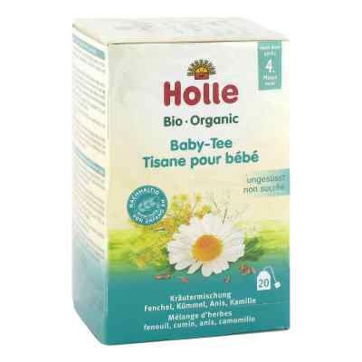 Holle Bio Baby-tee Beutel  bei apotheke.at bestellen