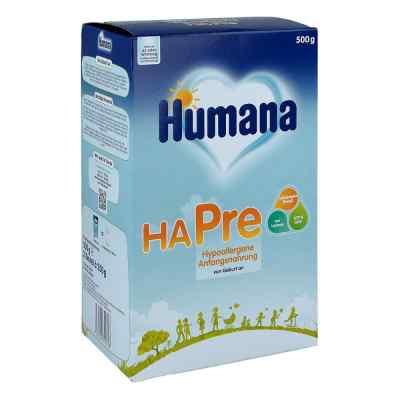 Humana Ha Pre Anfangsnahrung 2019 Pulver  bei apotheke.at bestellen