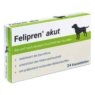 Felipren akut Kautabletten bei Durchfall für Hunde  bei apotheke.at bestellen
