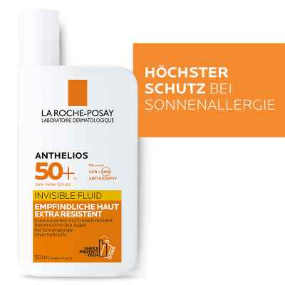 Roche-posay Anthelios Shaka Invisible Fluid Lsf 50+  bei apotheke.at bestellen