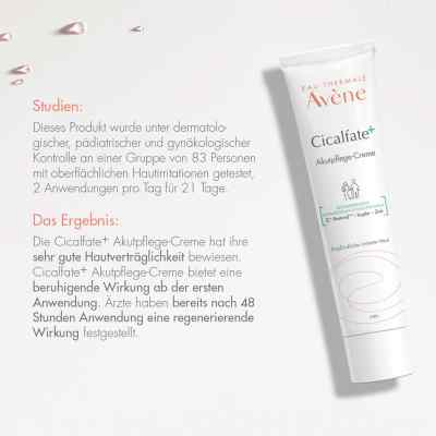 Avene Cicalfate+ Akutpflege-creme  bei apotheke.at bestellen