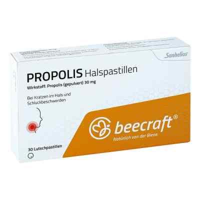 Beecraft Propolis Halspastillen  bei apotheke.at bestellen