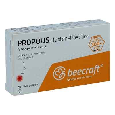 Beecraft Propolis Husten-pastillen  bei apotheke.at bestellen