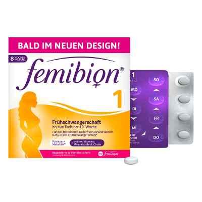 Femibion 1 Frühschwangerschaft Tabletten  bei apotheke.at bestellen