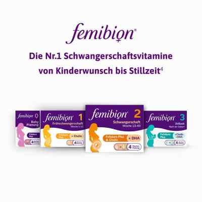 Femibion 2 Schwangerschaft Tabletten  bei apotheke.at bestellen