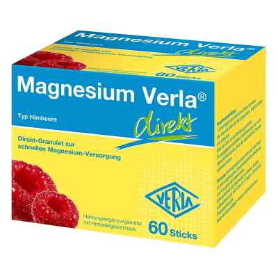 Magnesium Verla direkt Granulat Himbeere  bei apotheke.at bestellen
