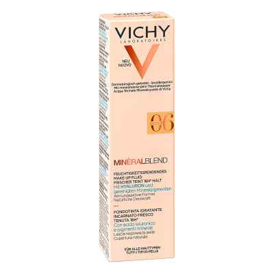 Vichy Mineralblend Make-up 06 ocher  bei apotheke.at bestellen