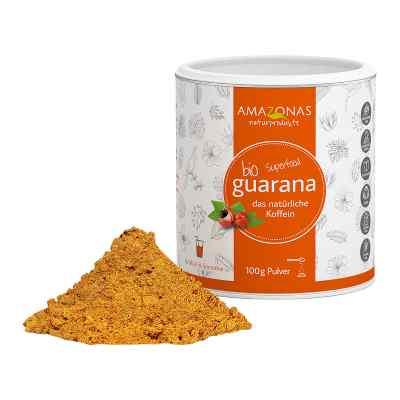 Guarana Bio Pulver pur  bei apotheke.at bestellen