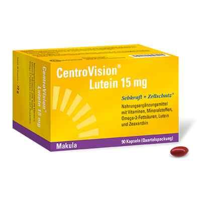 Centrovision Lutein 15 mg Kapseln  bei apotheke.at bestellen