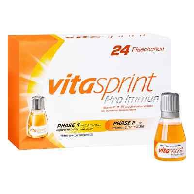 Vitasprint Pro Immun Trinkfläschchen  bei apotheke.at bestellen