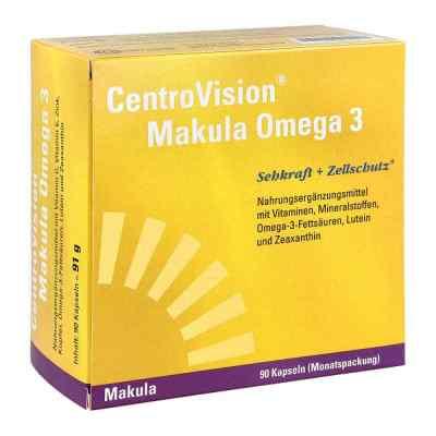 Centrovision Makula Omega-3 Kapseln  bei apotheke.at bestellen