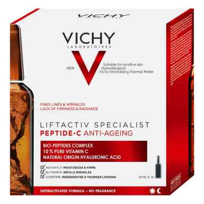 Vichy Liftactiv Specialist Peptide-c Anti-age Ampullen  bei apotheke.at bestellen
