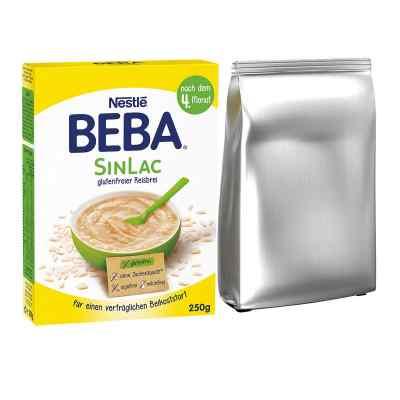 Nestle Beba sinlac glutenfreier Reisbrei noctu d.4 M.  bei apotheke.at bestellen