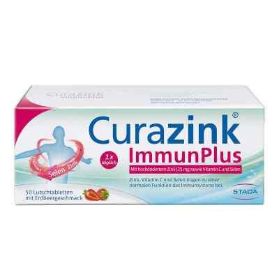 Curazink Immunplus Lutschtabletten  bei apotheke.at bestellen