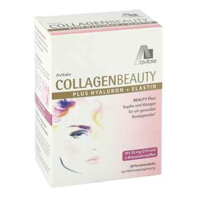 Collagenbeauty plus Hyaluron+elastin Sticks  bei apotheke.at bestellen