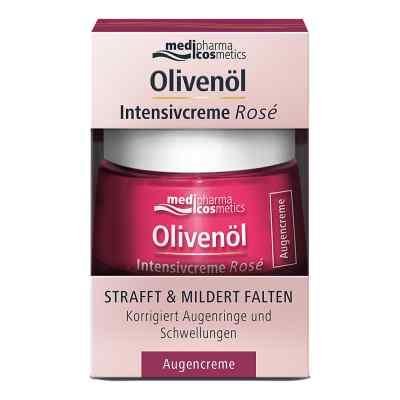 Olivenöl Intensivcreme Rose Augencreme  bei apotheke.at bestellen