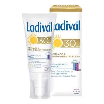 Ladival Sonnenschutz Gesicht Anti-Age & Anti-Pigmentflecken Crem  bei apotheke.at bestellen