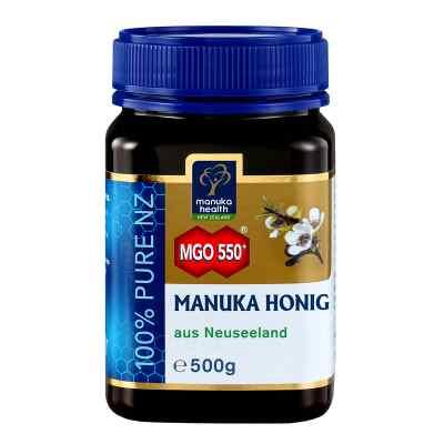 Manuka Health Mgo 550+ Manuka Honig  bei apotheke.at bestellen