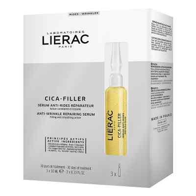 LIERAC CICA FILLER Anti-Falten Intensiv-Serum  bei apotheke.at bestellen