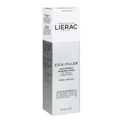 Lierac Cica-filler reparierende Anti-falten Creme  bei apotheke.at bestellen
