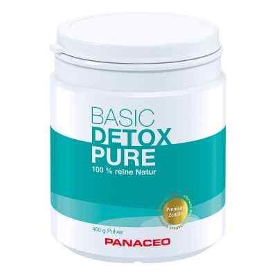 Panaceo Basic-detox Pure Pulver  bei apotheke.at bestellen