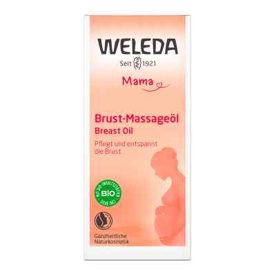 Weleda Brust-Massageöl  bei apotheke.at bestellen