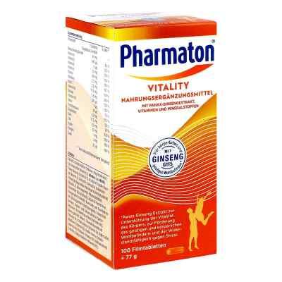 Pharmaton Vitality Filmtabletten  bei apotheke.at bestellen