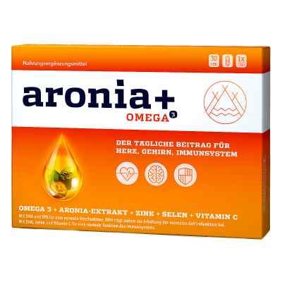 Aronia+ Omega 3 Kapseln  bei apotheke.at bestellen