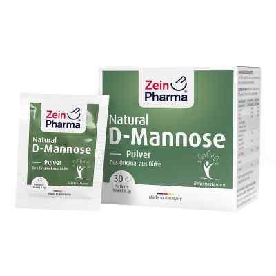 Natural D-mannose 2000 mg Pulver Beutel  bei apotheke.at bestellen