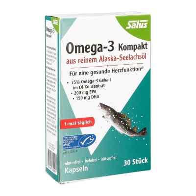 Omega-3 Kompakt aus reinem Alaska-seelachsöl Salus  bei apotheke.at bestellen