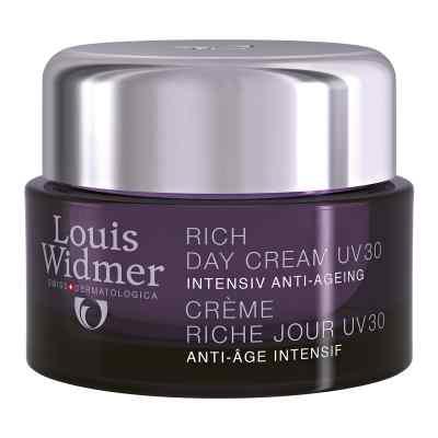 Widmer Rich Day Cream Uv 30 leicht parfümiert  bei apotheke.at bestellen