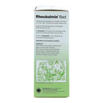 Rheubalmin Bad  bei apotheke.at bestellen