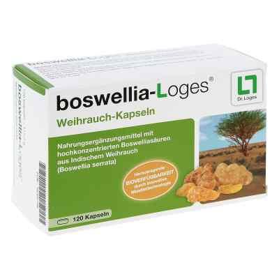 Boswellia-Loges Weihrauch-Kapseln  bei apotheke.at bestellen