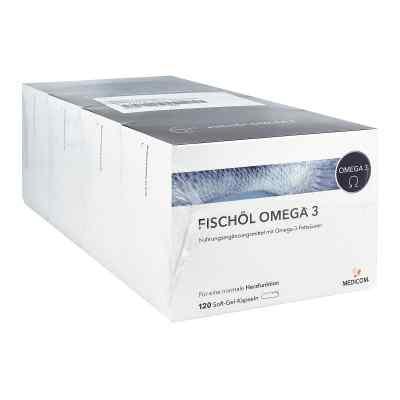 Fischöl Omega 3 Weichkapseln  bei apotheke.at bestellen