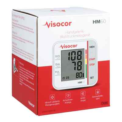 Visocor Handgelenk Blutdruckmessgerät Hm60  bei apotheke.at bestellen
