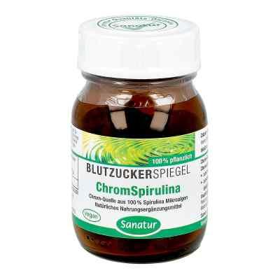 Chrom Spirulina Tabletten  bei apotheke.at bestellen