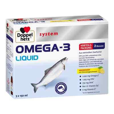 Doppelherz Omega-3 Liquid system  bei apotheke.at bestellen