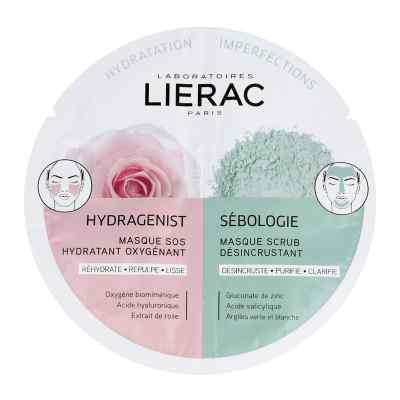 Lierac Masken Hydragenist+sebologie Gesichtsmaske  bei apotheke.at bestellen