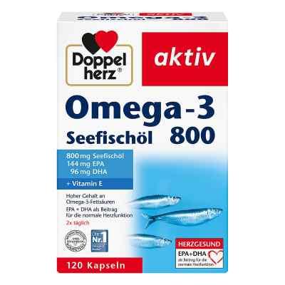 Doppelherz Omega3 800 Seefischöl  bei apotheke.at bestellen
