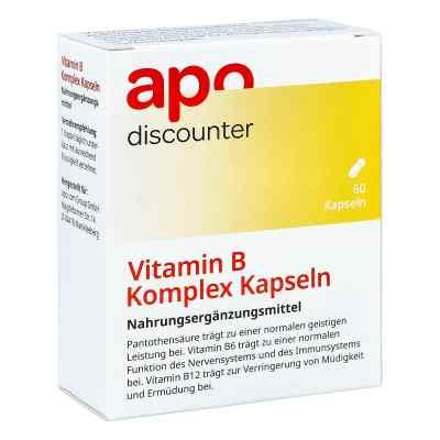 Vitamin B Komplex Kapseln von apo-discounter  bei apotheke.at bestellen