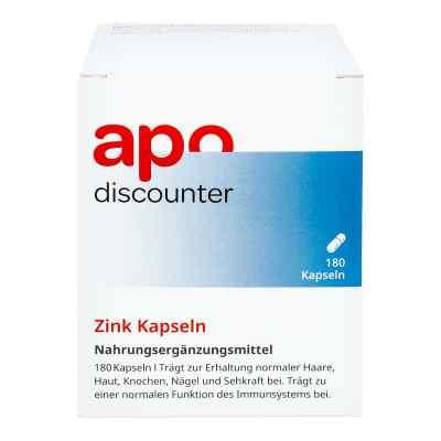 Zink Kapseln 15 mg von apo-discounter  bei apotheke.at bestellen
