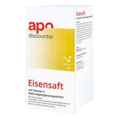 Eisensaft mit Vitamin C von apo-discounter  bei apotheke.at bestellen