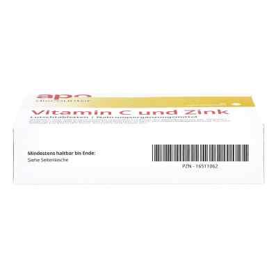 Vitamin C Und Zink Lutschtabletten von apo-discounter  bei apotheke.at bestellen
