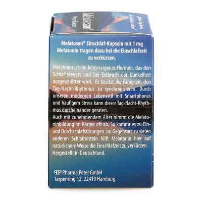 Melatosan 1 mg Einschlafkapseln  bei apotheke.at bestellen