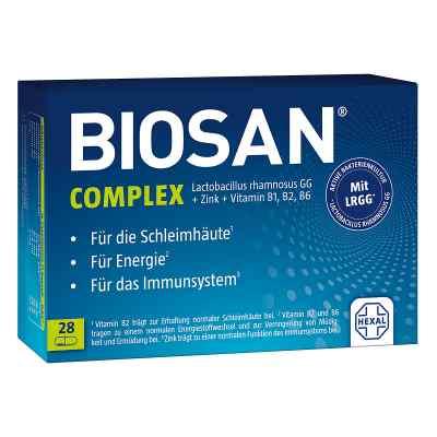 Biosan Complex Kapseln  bei apotheke.at bestellen