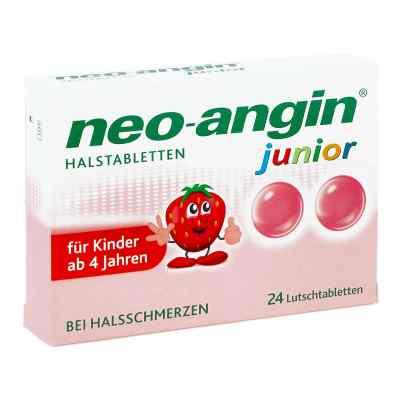 Neo-Angin Junior Halstabletten  bei apotheke.at bestellen