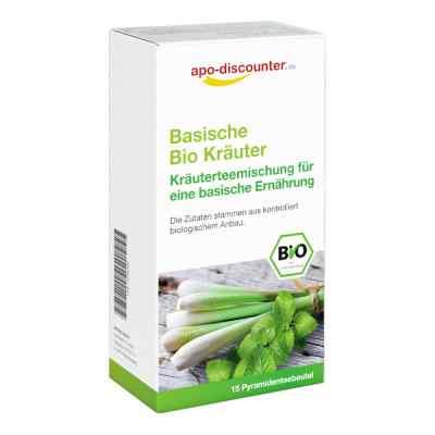 Bio Basen-kräutertee Filterbeutel  bei apotheke.at bestellen