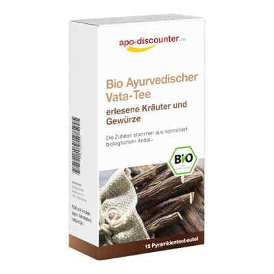 Bio Ayurvedischer Vata-Tee Filterbeutel von apo-discounter  bei apotheke.at bestellen