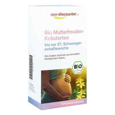 Bio Mutterfreuden-Kräutertee ohne Himbeerblätt.Fbtl. von apo-dis  bei apotheke.at bestellen